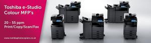 Toshiba Photocopiers | e-Studio Colour MFP's