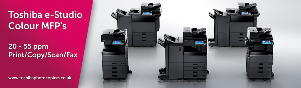 Toshiba Photocopiers | e-Studio Colour MFP's