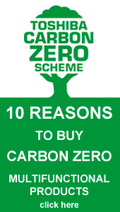 Find out about Toshiba's Carbon Zero Scheme
